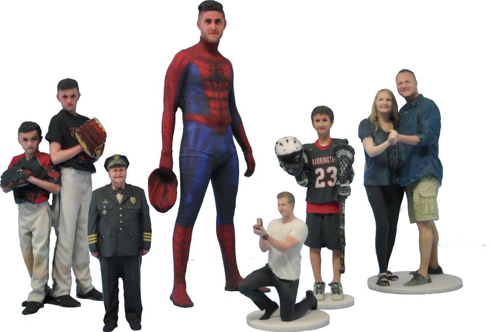 3D Figurines | Schaumburg IL | My 3D Mini Me